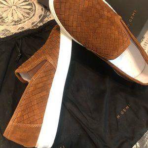 M. Gemi The Cerchio Slip-on Sneakers